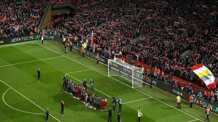 Sejarah Mencatat Malam Spesial di Anfield, Klopp: Sebelum Laga, Saya Sempat Bilang Mustahil