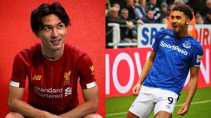 Siaran Langsung RCTI Live Streaming FA Cup Derby Merseyside Liverpool vs Everton Debut Pemain Jepang