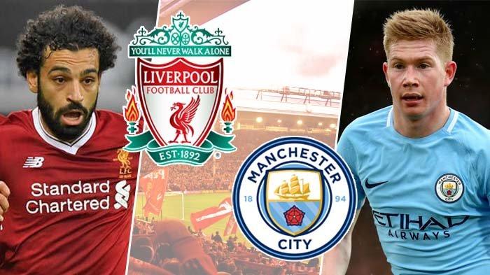 BERLANGSUNG Live Streaming Liga Inggris Mola TV Hari Ini, Liverpool vs Man City, Tonton dari HP