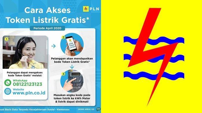 Login www.pln.co.id dan WhatsApp PLN, Berikut Cara Daftar Token Listrik Gratis Selama 3 Bulan