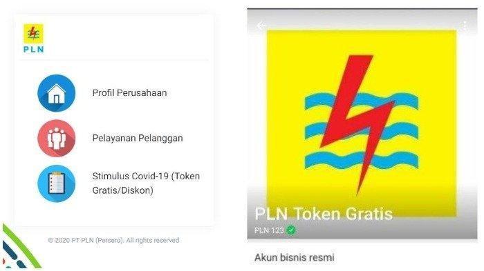 LANGSUNG BERHASIL! Login www.pln.co.id Klaim Token Listrik Gratis PLN Agustus 2020 - WA 08122123123