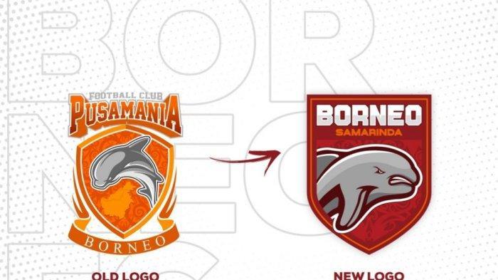 Borneo FC Samarinda Telah Keluarkan Logo Tim Terbaru, Begini Makna yang Terkandung