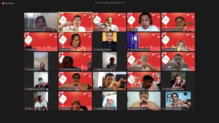 Membuka Lebih Banyak Peluang bagi Masyarakat, Telkomsel Perbarui Identitas Logo dan Produknya