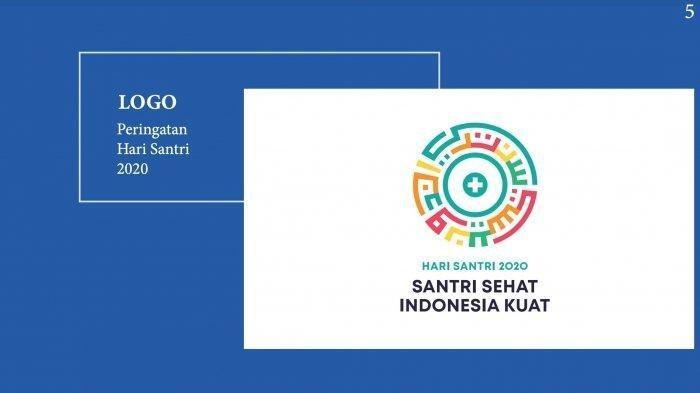 LENGKAP Kumpulan Gambar Hari Santri Nasional 2020, Tema, Logo,Ucapan Selamat Hari Santri Nasional