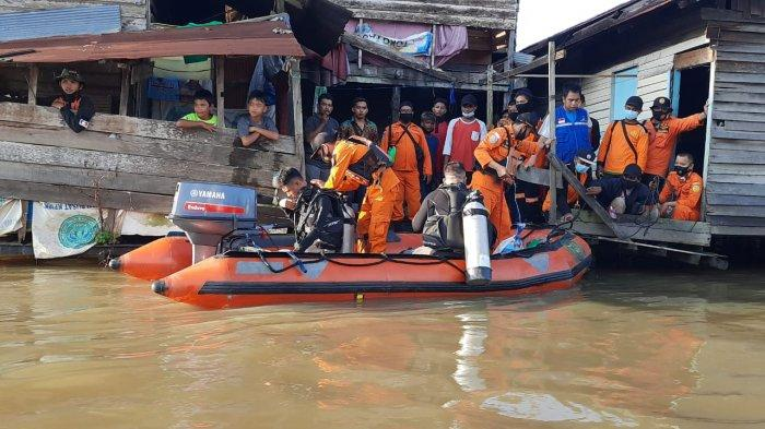 Pencarian Bocah Tenggelam di Samarinda Berlanjut, Area Penyisiran Diperluas Hingga Satu Kilometer