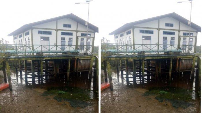 Intake Sungai Buaya Alami Pendangkalan, PDAM Danum Benuanta Bagikan Air Bersih Gratis