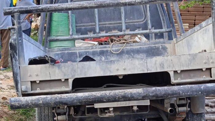 Kecelakaan Maut, Wanita Tewas Usai Dilindas Mobil Pick Up di Kawasan Bontang Baru