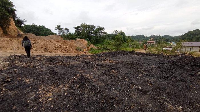 Dugaan Tambang Ilegal di Palaran Samarinda, Modusnya Pura-pura Pematangan Lahan