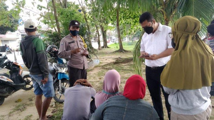 BREAKING NEWS Ada Pria Menghilang di Perairan Sungai Mahakam Samarinda, Saksi Mengaku Didorong