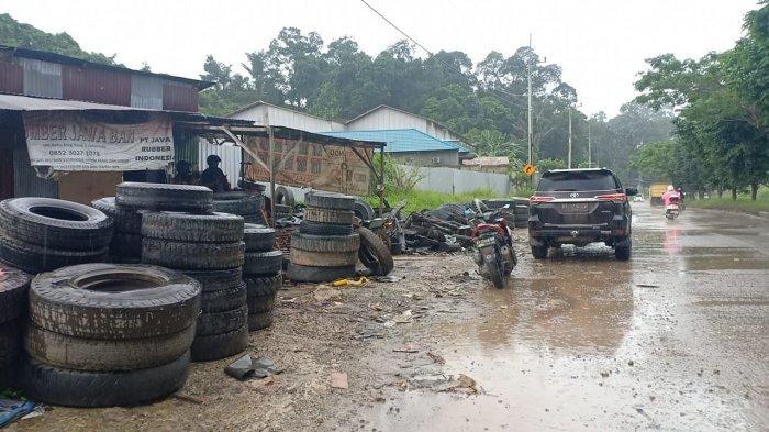 Hasil Visum Keluar, Polresta Samarinda Sebut Sopir Truk yang Ditemukan tak Bernyawa Akibat Benturan