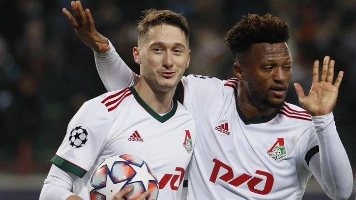Hasil Liga Champions - Atletico Madrid Ditahan Wakil Rusia, Mantan Striker Barcelona Masih Mandul