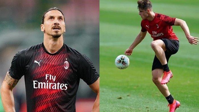 Sosok Pengganti Ibrahimovic, Bukan Brahim Diaz atau Sandro Tonali, Jebolan Akademi AC Milan