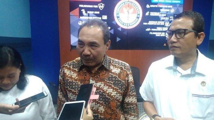 LPSK: 2 Hakim Konstitusi Terima Ancaman Terkait Sengketa Pilpres Melalui Aplikasi Pesan