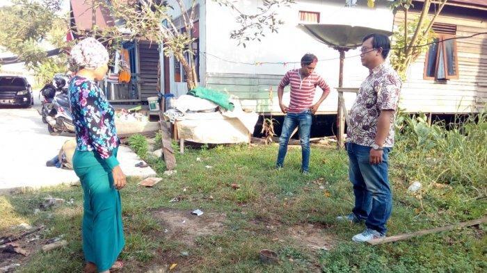 BREAKING NEWS - 12 Titik Lubang Gas Muncul di Samarinda, Faried: Lubang Gas Berbau Minyak Tanah