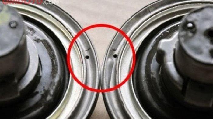 Belum Banyak yang Tahu, Lubang Kecil di Tutup Tangki Ini Bisa Bikin Motor Mogok Lho