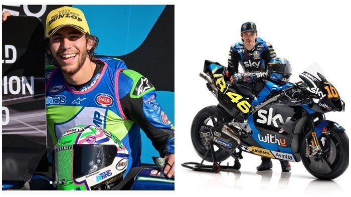 Nonton MotoGP Qatar 2021, Kiprah Adik Valentino Rossi & Debut Enea Bastianini, Live Streaming Trans7