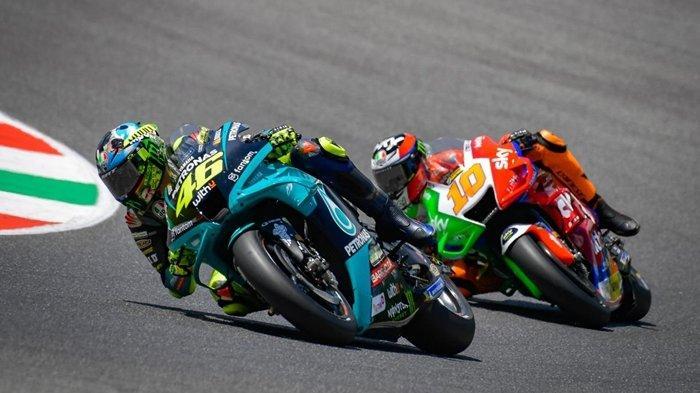 Update Jadwal MotoGP 2021: Hasil FP3 MotoGP Hari Ini, Rossi Tampil Baik, Tapi Sang Murid Tercepat