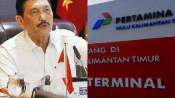 Jokowi Marah, Presiden Langsung Pecat Pejabat Tinggi Pertamina, Luhut Pandjaitan Jelaskan Alasannya