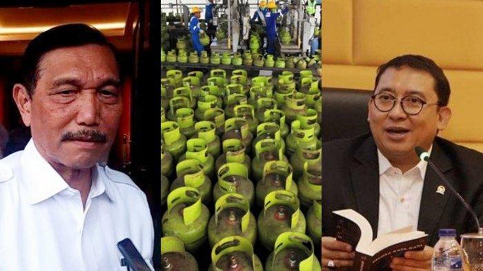 Tantang Luhut Binsar Panjaitan Soal Pencabutan Subsidi LPG 3 kg, Anak Buah Prabowo Ungkap Hal Ini