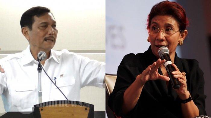 Di Twitter, Susi Pudjiastuti Singgung Klaim Luhut Soal Virus Corona Tak Tahan Cuaca Indonesia