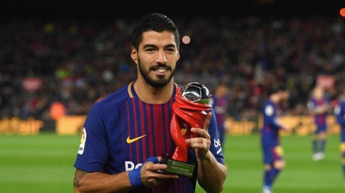 Suporter Kecewa Berat, Suarez Anggap Titel Juara Liga bagi Barcelona Sudah Tak Berguna Lagi