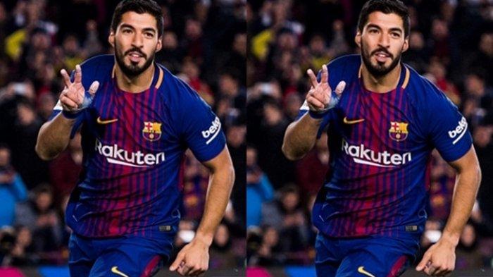 Barcelona Vs Valencia, El Barca Menang Berkat Gol Tunggal Luis Suarez, Selangkah Lagi ke Final