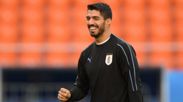 Jelang Laga Uruguay Vs Arab Saudi, Fan Berharap Suarez dan Cavani Kembali Tampil Trengginas