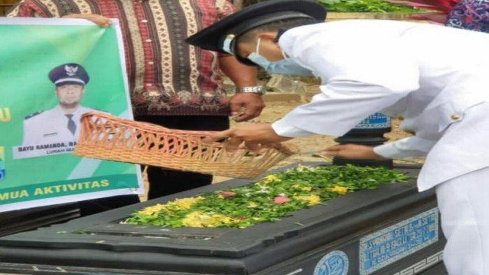 Peringatan HUT ke 51 Kelurahan Maluhu Kukar, Gelar Ziarah Kubur ke Makam Pencetus Daerah