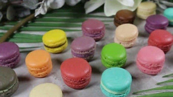Macaron, Kudapan Perancis Manis dan Kaya Warna, Kue Meringue Ini Ada juga di Balikpapan!