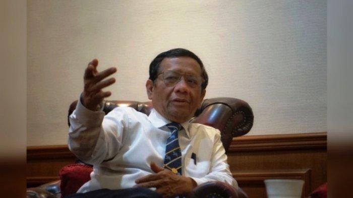 Blak-blakan, Mahfud MD Bongkar Modus Wakil Rakyat Garong APBN yang Belum Diketuk, Era Soeharto Kalah