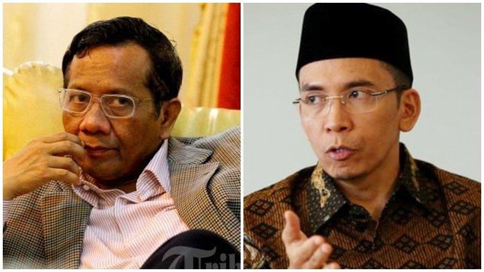 Mahfud MD dan TGB Akan Perkuat Tim Pemenangan Jokowi-Maruf Amin