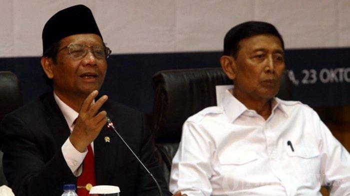 Ditunjuk Jokowi Gantikan Wiranto, Mahfud MD Blak-blakan Singgung Kecurangan Pemilu Orba & Reformasi