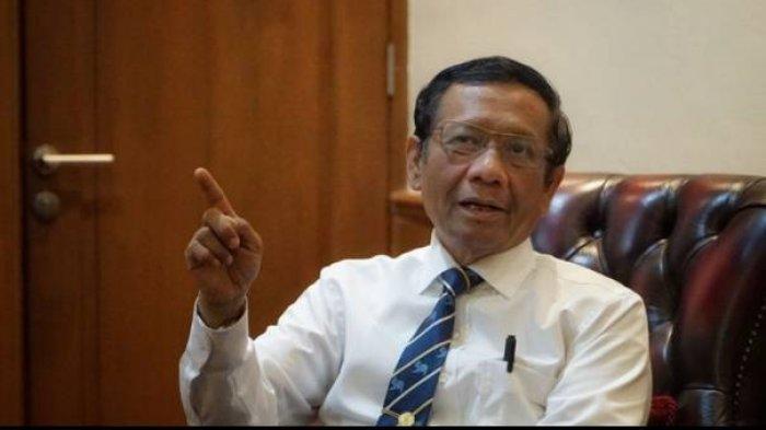 Respon Mahfud MD Terhadap Cuitan SBY di Twitter jadi Sorotan, Bongkar Kebiasaan di Era Gus Dur