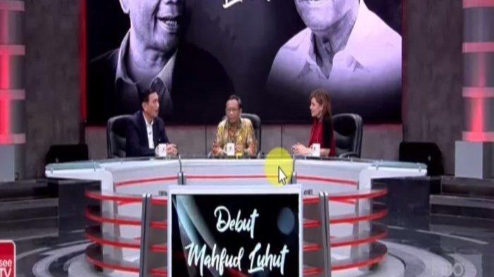 Berani Marah ke Prabowo Bila Salah? Jawaban Apa Adanya Mahfud MD Ini Buat Hadirin Mata Najwa Tertawa