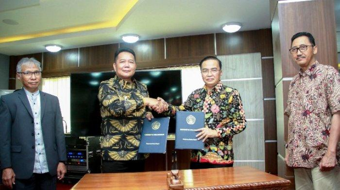 Jalin Kerjasama Sejumlah PT, Pemkab Buka Penerimaan Beasiswa Gerbang Cerdas Mahulu