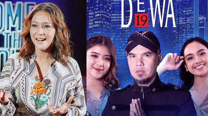 Respon Mulan Jameela Lihat Sang Suami Ahmad Dhani Mesra Lagi dengan Maia Estianty di Indonesian Idol