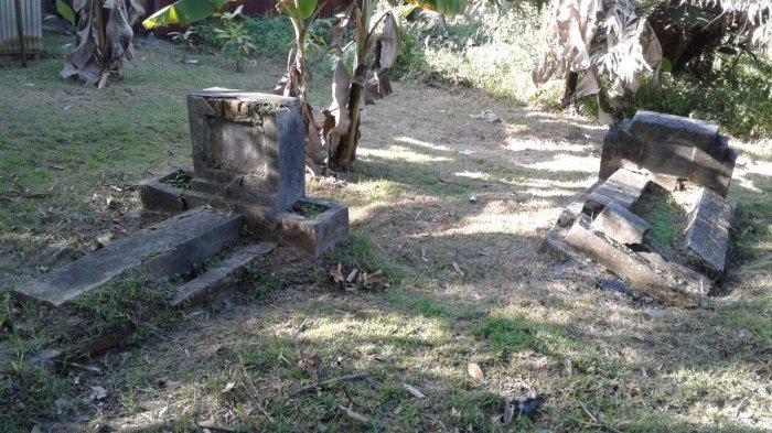 Lima Hal Makam Tua Belanda Asrama Bukit Balikpapan, Wabah Malaria Sampai Kuburan Rusak Berlumut