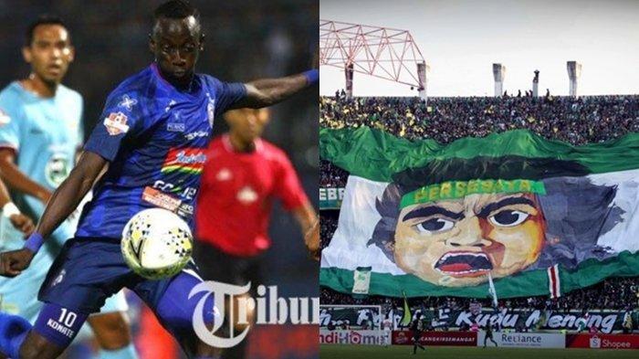 Kabar Eks Arema FC Makan Konate, Bonek Riuh Gembira Gegara Petinggi Persebaya Lempar Kode Ini