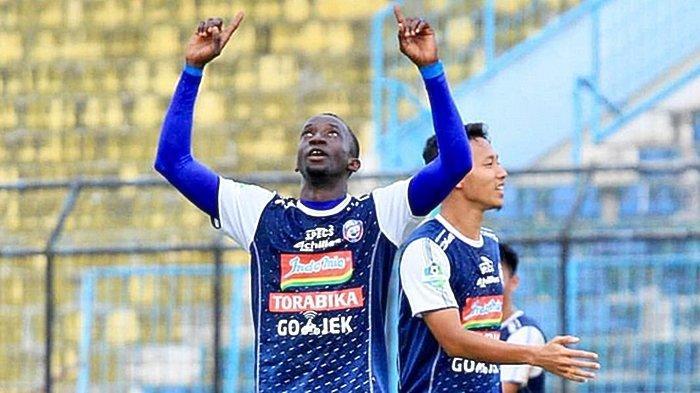 Persib Bandung Terdepak di Perburuan Top Skor Arema FC, Persebaya dan Persija Rebutan Makan Konate