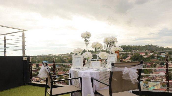 14 Februari Hari Kasih Sayang, Dua Hotel di Balikpapan Gelar Romantic Valentine's Day Dinner