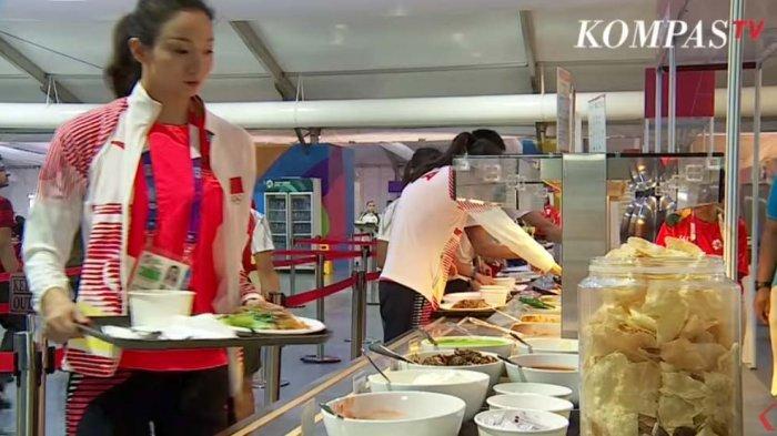 Anggarannya Rp 7 Miliar Sehari, Bagaimana Nasib Makanan yang Tersisa di Dapur Asian Games 2018?