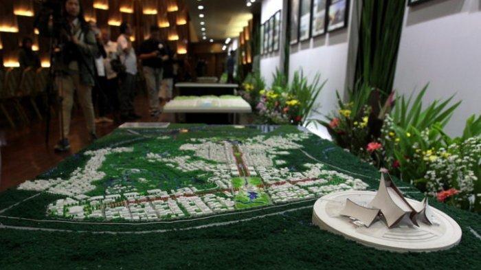 Mengenal Astana Indonesia Raya, Campuran Rumah Adat Satu Bangunan, Konsep Ibu Kota Negara di Kaltim