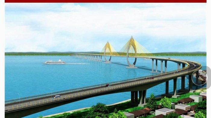 Proyek Tol Balikpapan-PPU Terganjal Lokasi,  Ubah Lokasi Anggaran Naik Jadi Rp 16 Triliun