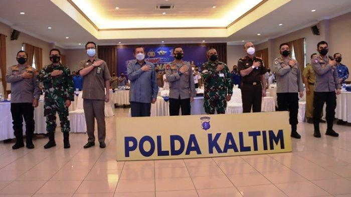 Hadiri Launching ETLE Nasional, Makmur HAPK Berharap Masyarakat Kaltim Tertib Berlalu Lintas
