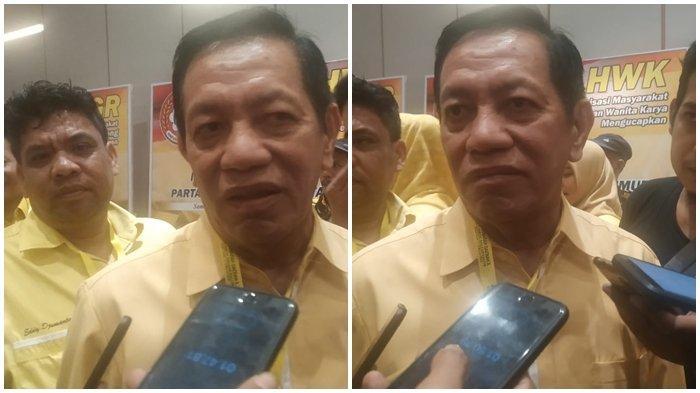 Makmur HAPK Tegaskan Partai Golkar Kaltim tetap Solid, Minta Ketua Rudy Masud Sowan ke Isran Noor