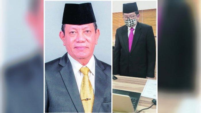 Ketua DPRD Makmur HAPK Ucapkan Selamat atas Dilantiknya Sekprov Kaltim HM Sabani