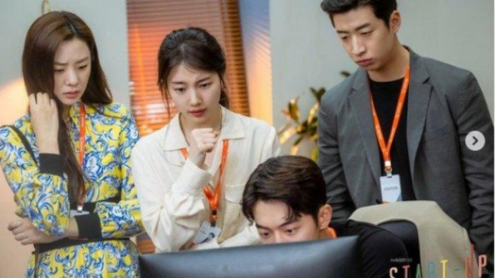 Malam Ini, Drakor Suzy dan Nam Joo Hyuk, Start Up Episode 14, Do San Bikin Dal Mi Nangis, Ji Pyeong?