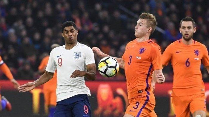 Belanda Vs Inggris, Bintang-bintang Liga Champions Kembali Beraksi