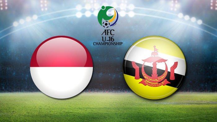 MALAM INI Live Streaming Timnas U-16 Indonesia vs Brunei Darussalam, Bima Sakti Ingin Pesta Gol Lagi