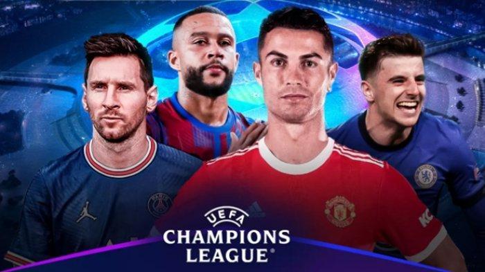 Jadwal Liga Champions Malam Ini: Barcelona vs Bayern Munchen, Ronaldo Pimpin Skuat MU, Live SCTV